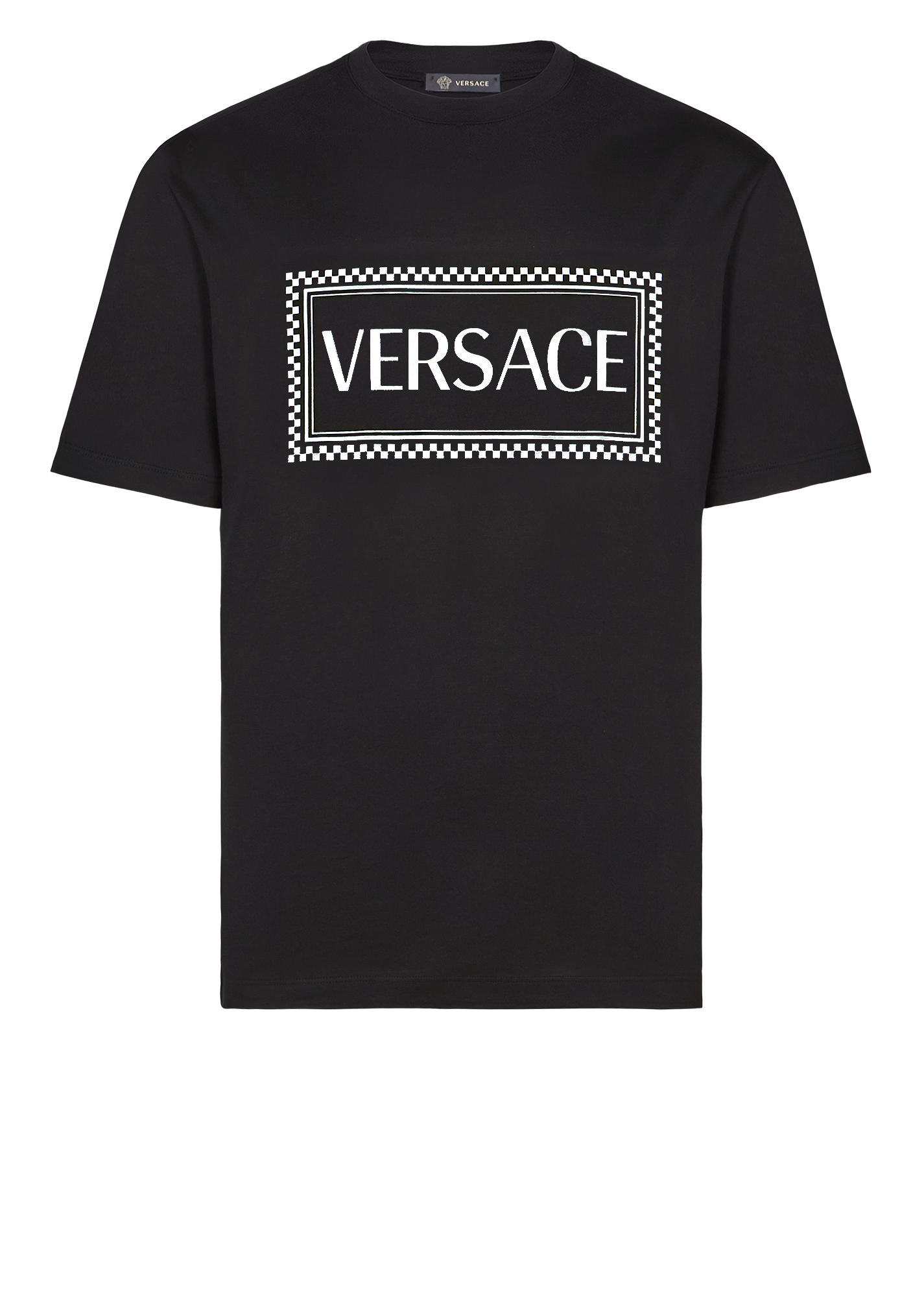 Model vector t shirt. Versace polos shirts for