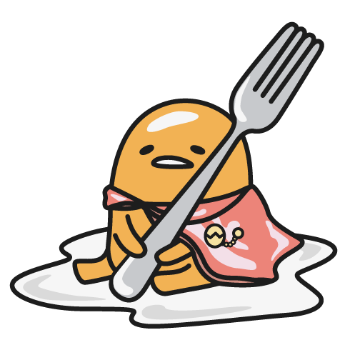 Gudetama png hd. Lazy egg views