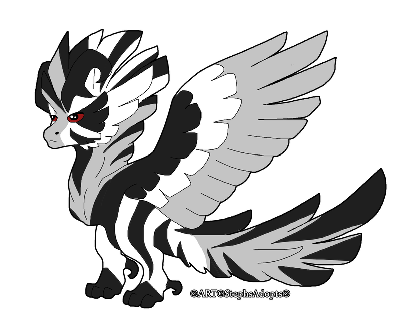Guidelines drawing wyvern. Cutevulpix baby dragon by