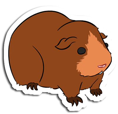 Guinea clipart guinea pig. Free cartoon pictures download
