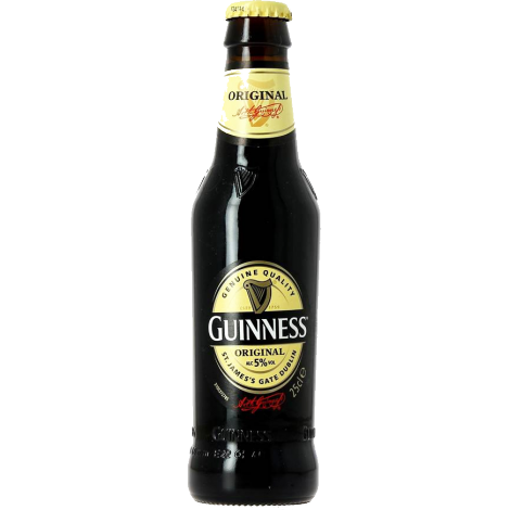 Guinness bottle png. Original ml beer