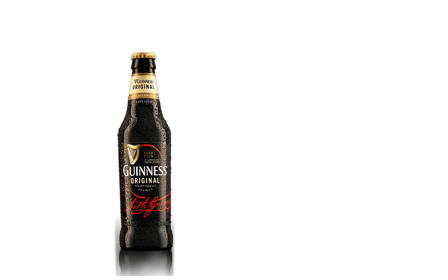 Guinness bottle png. Original