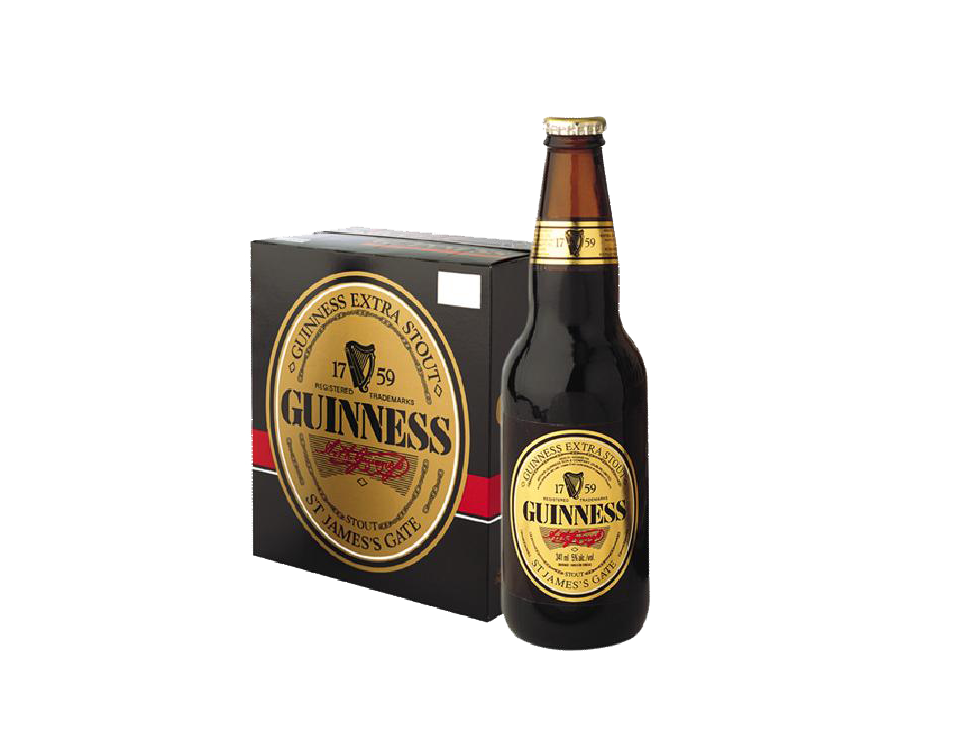 Guinness bottle png. Extra stout manitoba liquor