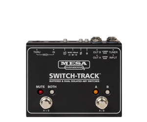 Guitar amp png. Mesa boogie switchtrack aby