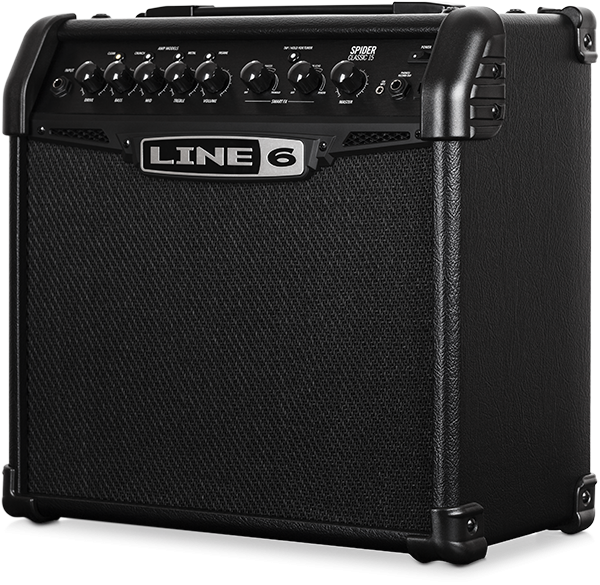 Guitar amp png. Line spider classic amplifier