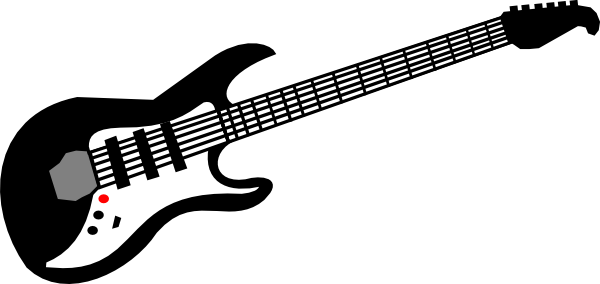 guitar clipart cool guitar