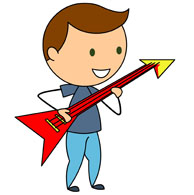 Guitar clipart boy. Search results for clip