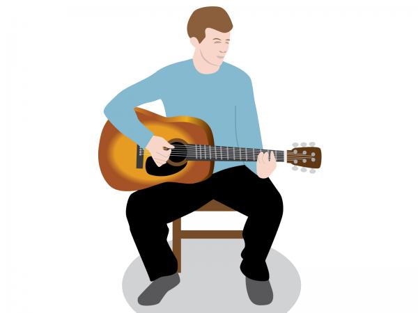 Guitar clipart cool guitar. Free clip art player