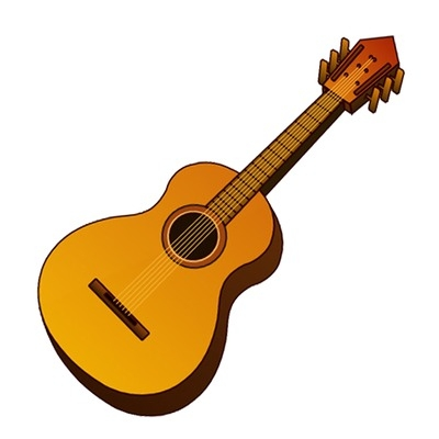 Guitar clipart guiter. Flower cliparts guitarclipartguitarclipartroyaltyfreeclipart