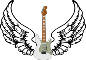Guitar clipart heart. Pin by x ranch