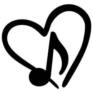 Guitar clipart heart. I think m in