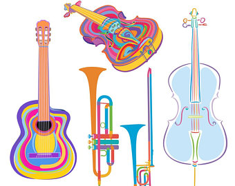 Guitar clipart string instrument. At getdrawings com free