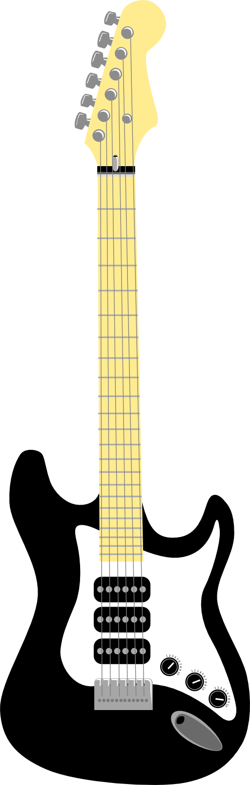 Guitar clipart tropical. Free art images download