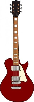 Guitar clipart tropical. Free hawaii and vector