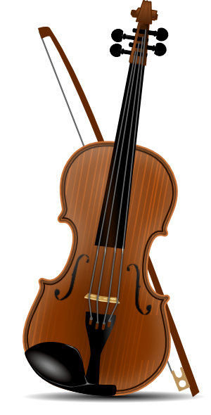 Guitar clipart violin. Clip art at clker