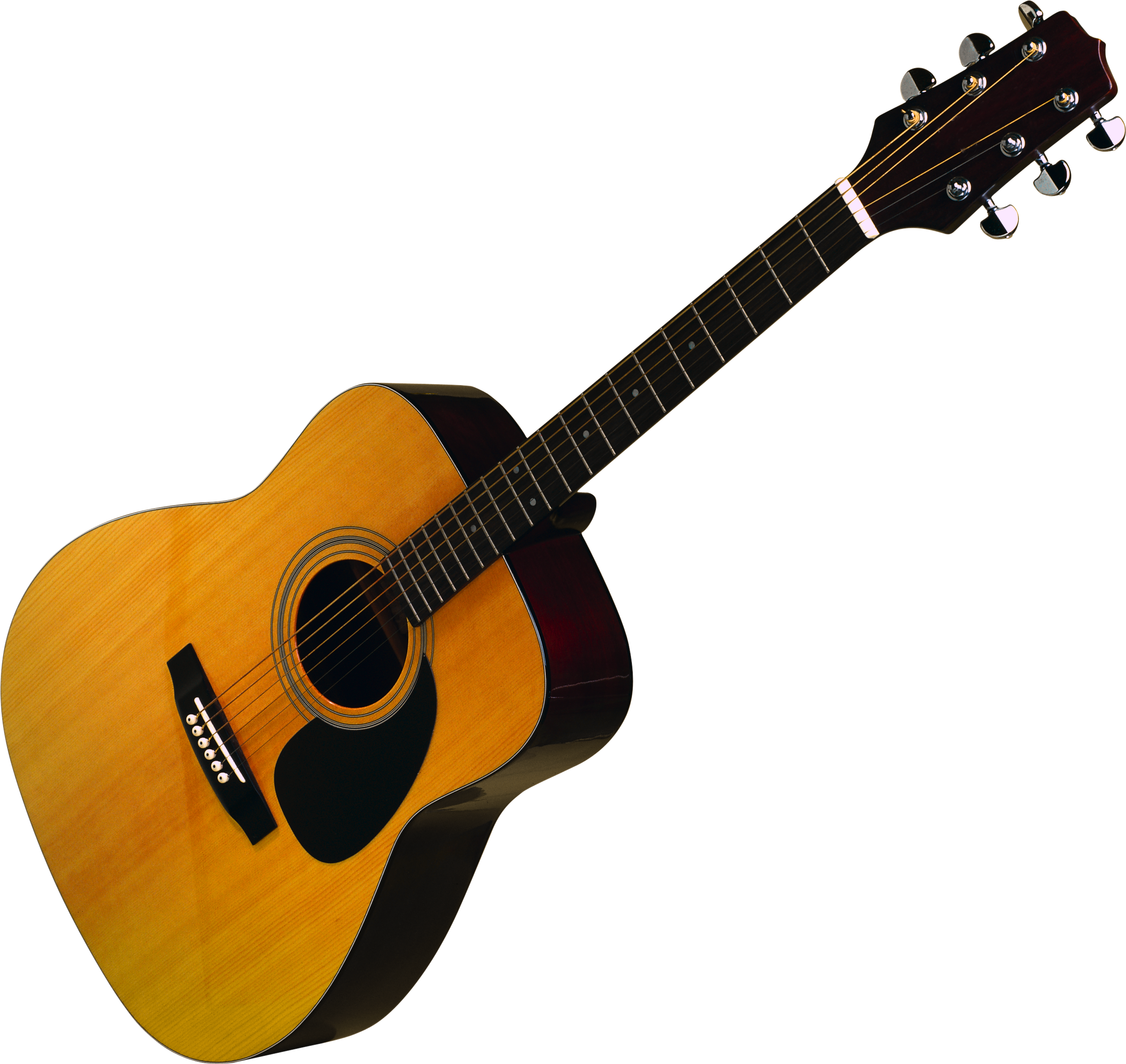 Guitar graphic png. Acoustic classic image purepng