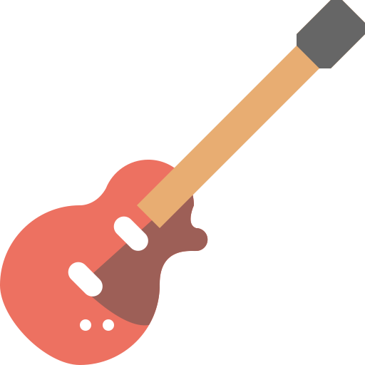Guitar icon png. Bass gibson les paul