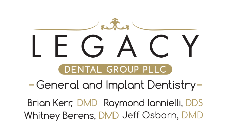 Gum drawing tooth loss. Periodontal therapy legacy dental
