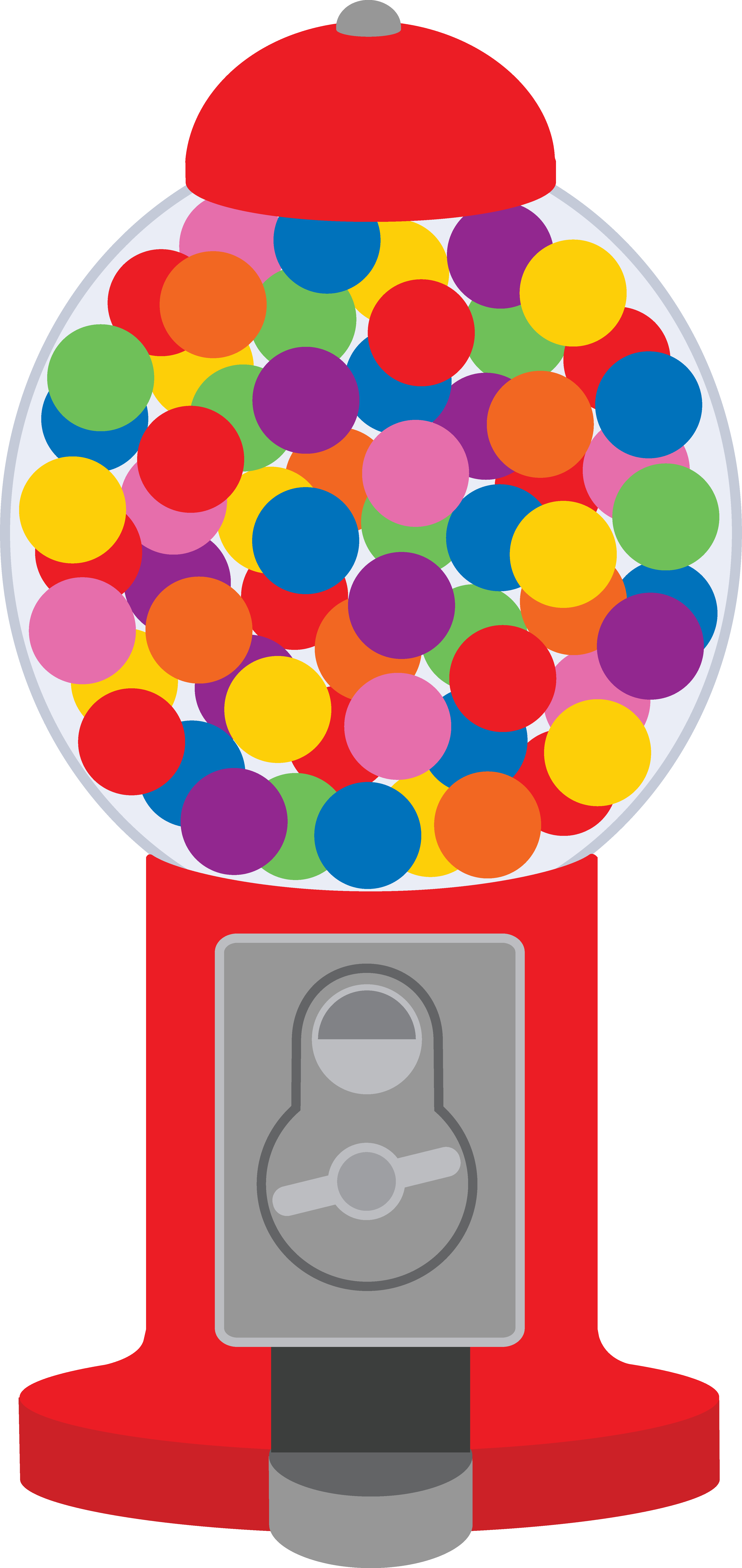 Gumball machine clipart bubble gum. Drawing cute clip art