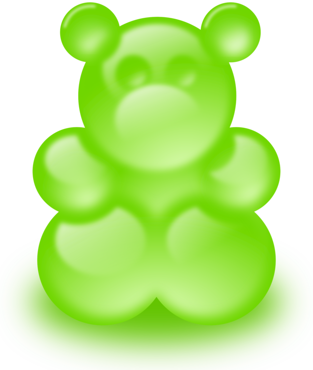 Gummy clipart halloween. Bear gummi candy chewing