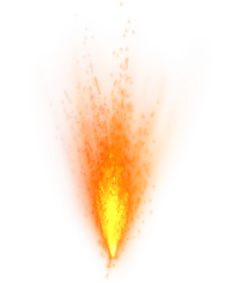 Transparent burst fire. Flame png images free
