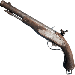 Flintlock pistol png. Images in collection page