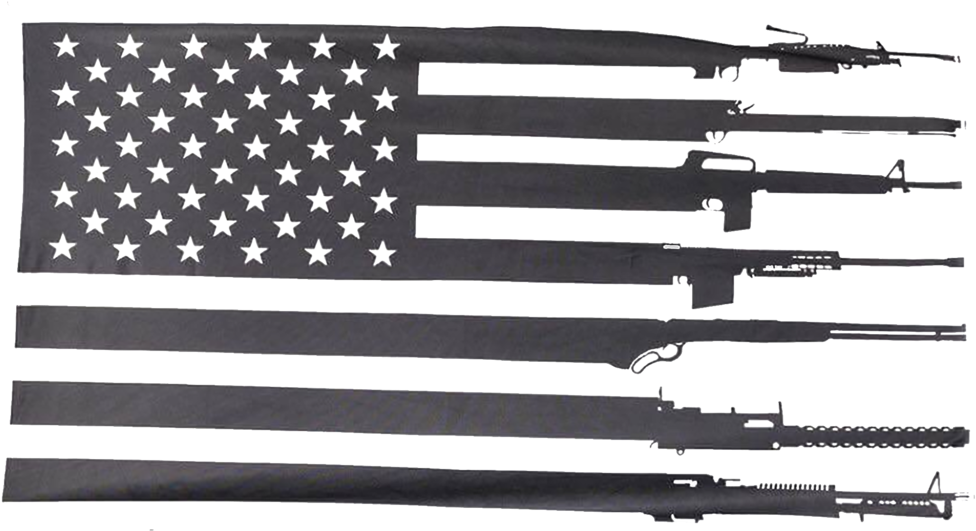 Guns clipart flag. Download png free on