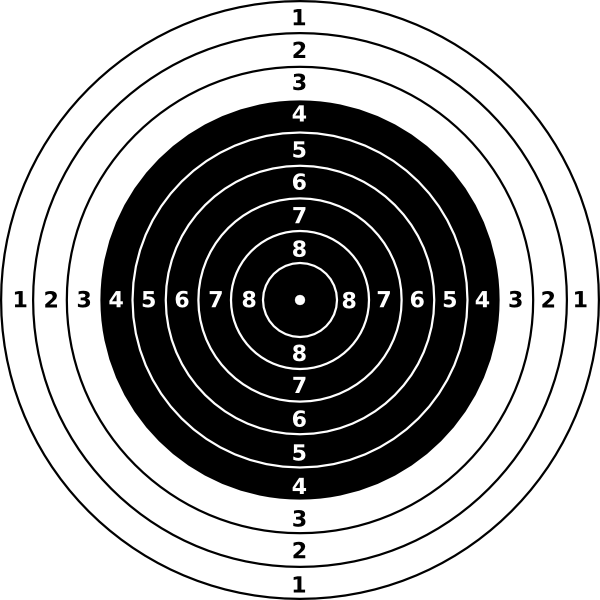 Vector defense shooting