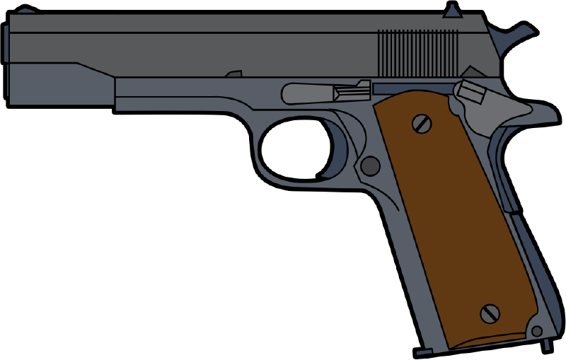 Guns clipart weapon. Gun the top best