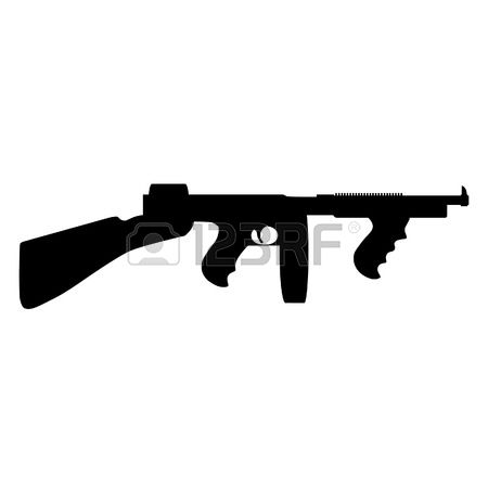 Guns clipart weapon. Cilpart charming design machine