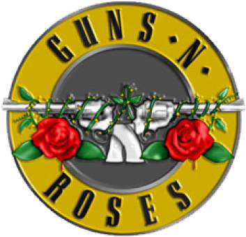Guns n roses logo png. Download patches image with