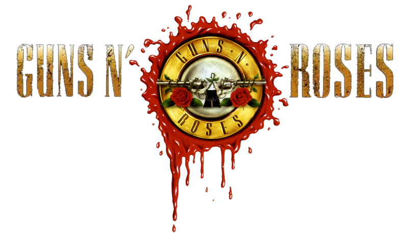 Guns n roses logo png. Data east game specific