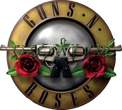 guns and roses png