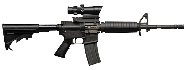Rifle png. Assault images free download