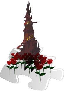Dopey drawing svg. The dark tower series