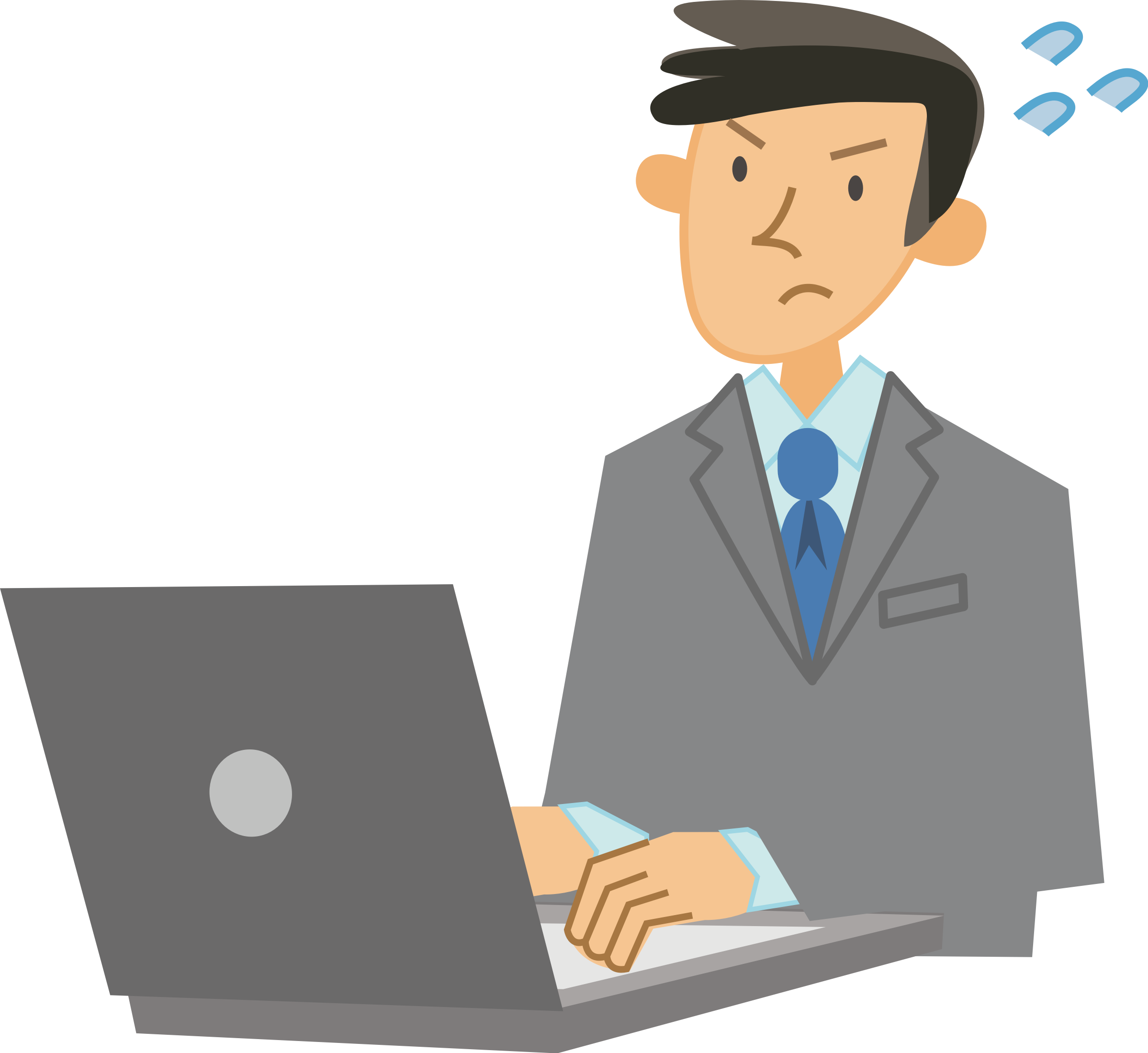 Guy clipart computer user. Male big image png