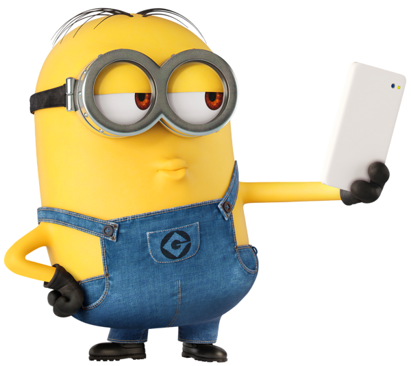 Guy clipart selfy. Minions images free download