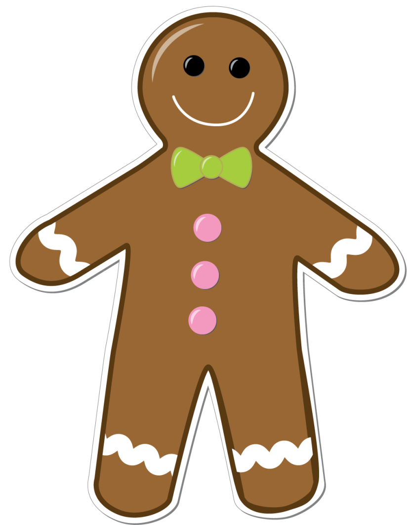 Guy clipart transparent. Free gingerbread cliparts download
