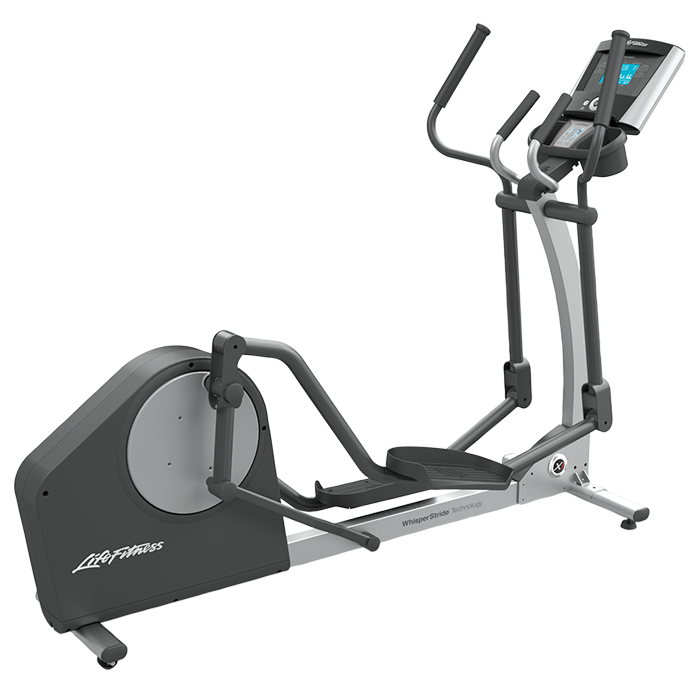 Gym clipart cross trainer. Fitness unlimited equipment sales