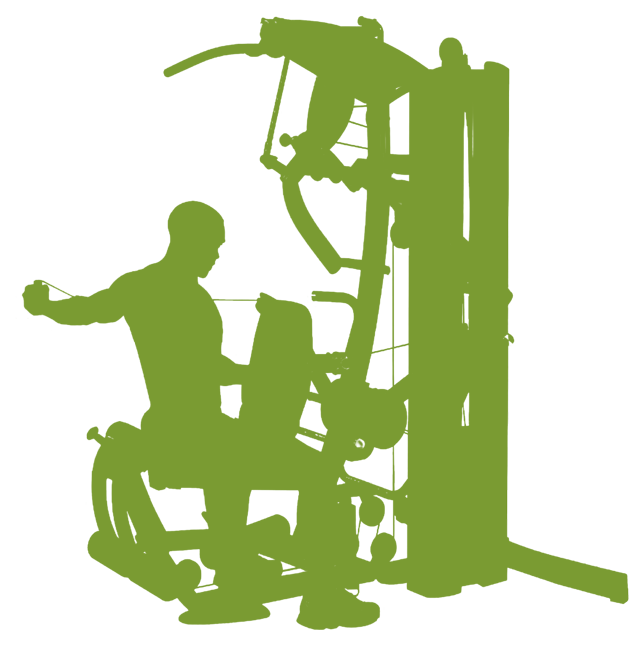 Gym clipart gym instrument. Commercial home equipment melbourne
