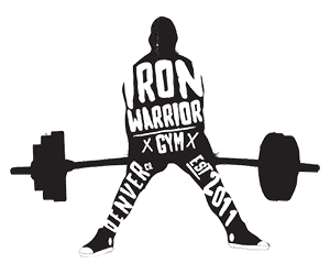 Gym clipart strong boy. Iron warrior is committed
