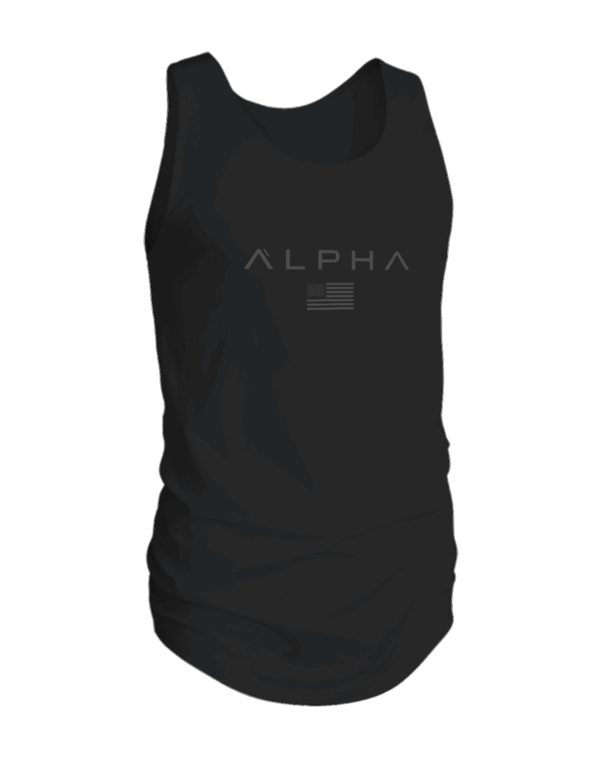 Gym clothes png. Alpha flag athleti fit