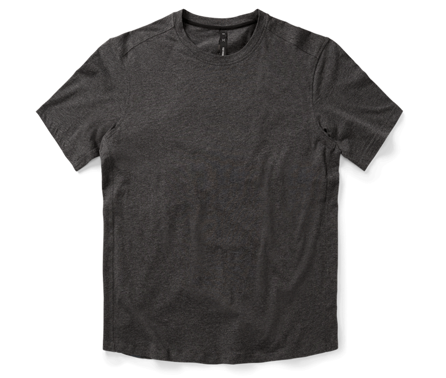 Gym clothes png. Ten thousand charcoal heather