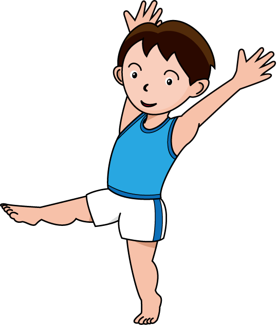 Gymnast clipart air. Alt boys gymnastics black