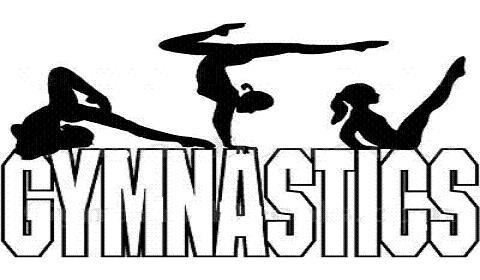 Gymnastics clipart. Tumbling the sports gymnasticscliparttumblingclipartgymnastics