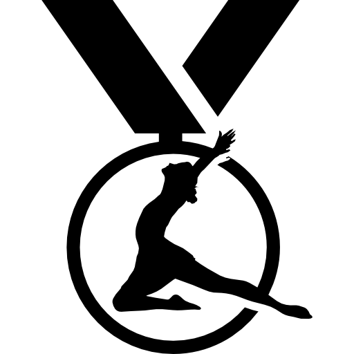 Gymnastics clipart gymnastics medal. Variant icons free download