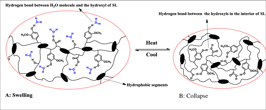 H2o drawing diagram. Schematic illustration of the