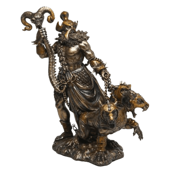 Hades statue png. Greek god cc from