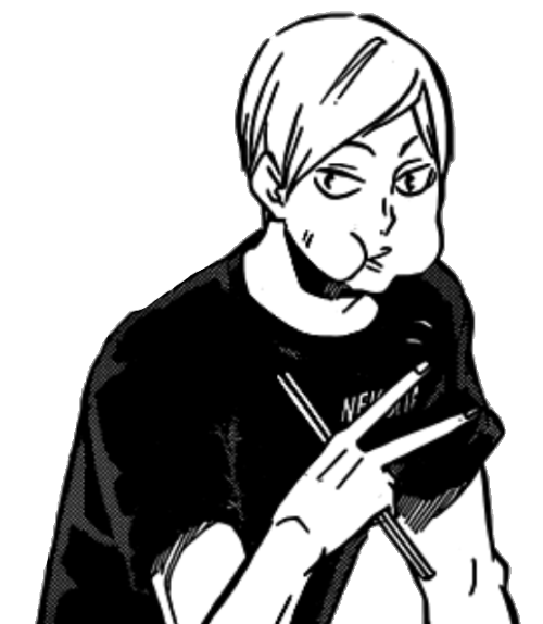 Transparent haikyuu yuu. Transparents tumblr izmooitransparents