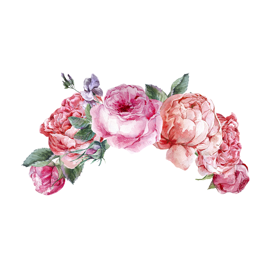 Flower hair png. Band clipart file transparentpng